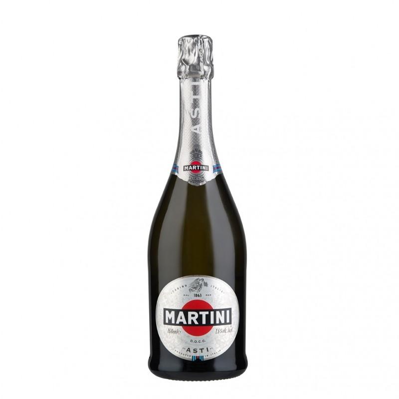 Martini Asti белое полусладкое