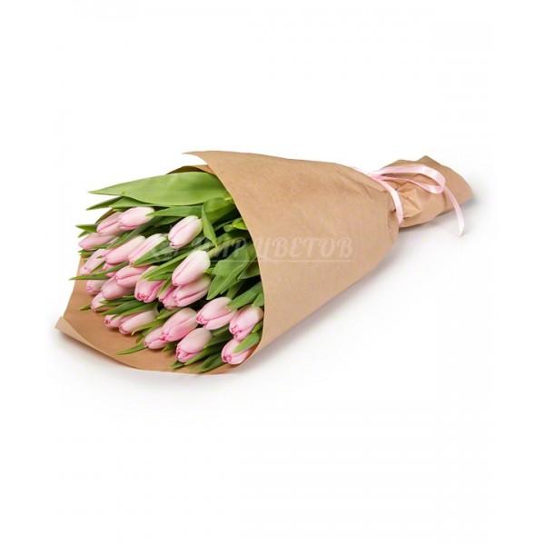 Букет тюльпанов Леди